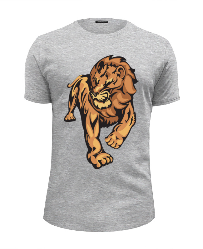 Футболка Wearcraft Premium Slim Fit Printio The lion king the lion king singapore