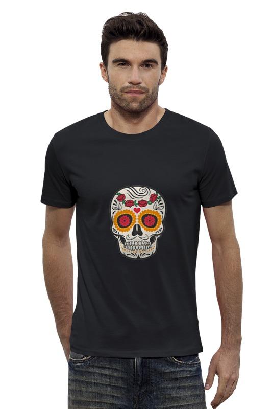 Футболка Wearcraft Premium Slim Fit Printio Череп футболка wearcraft premium slim fit printio avengers