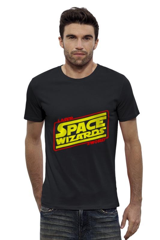 Футболка Wearcraft Premium Slim Fit Printio Space wizards футболка wearcraft premium slim fit printio space jam x jordan