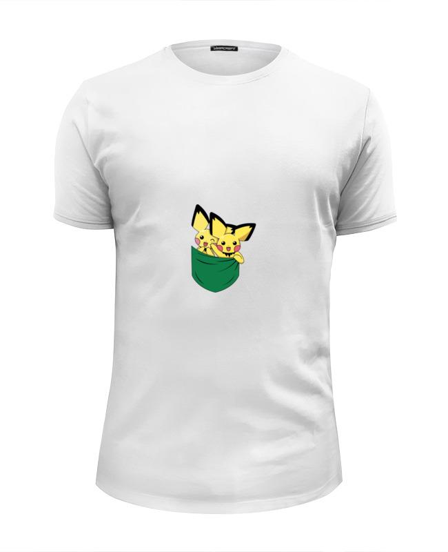 Футболка Wearcraft Premium Slim Fit Printio Покемоны ( pokemon ) футболка wearcraft premium slim fit printio pokemon gastly