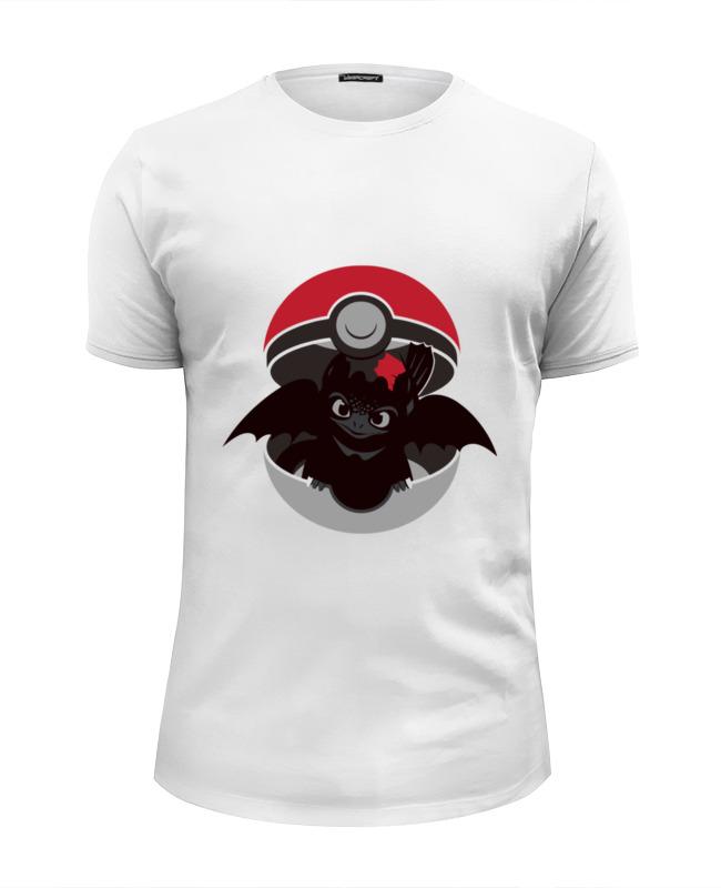 Футболка Wearcraft Premium Slim Fit Printio Поймай дракона футболка wearcraft premium slim fit printio поймай дракона