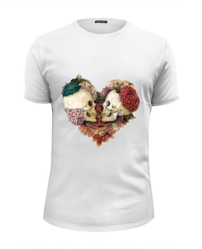 Printio Любить друг друга вечно футболка wearcraft premium slim fit printio сантехник афоня друг