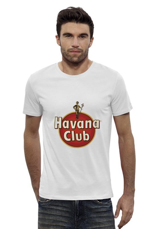 Футболка Wearcraft Premium Slim Fit Printio Havana club havana club anejo reserva