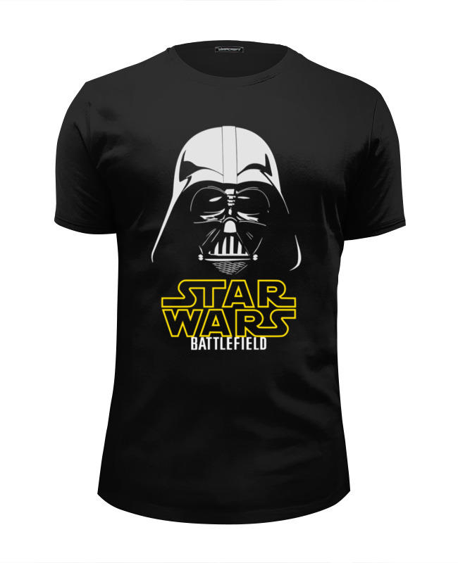 Футболка Wearcraft Premium Slim Fit Printio Battlefront star wars фрид а battlefront сумеречная рота