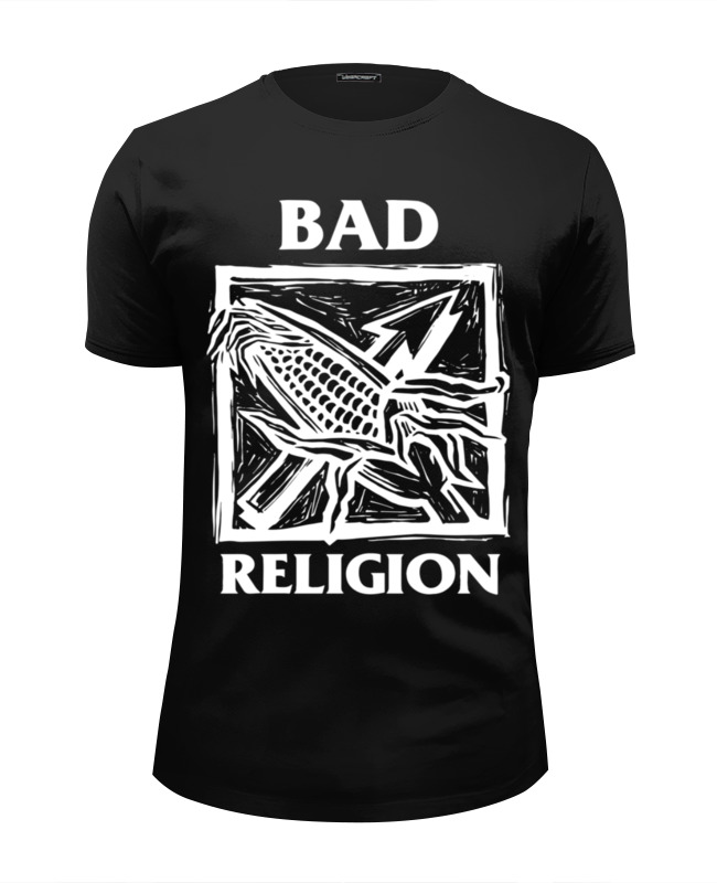 Printio Bad religion цена и фото