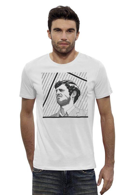Футболка Wearcraft Premium Slim Fit Printio Belmondo футболка wearcraft premium slim fit printio vampire