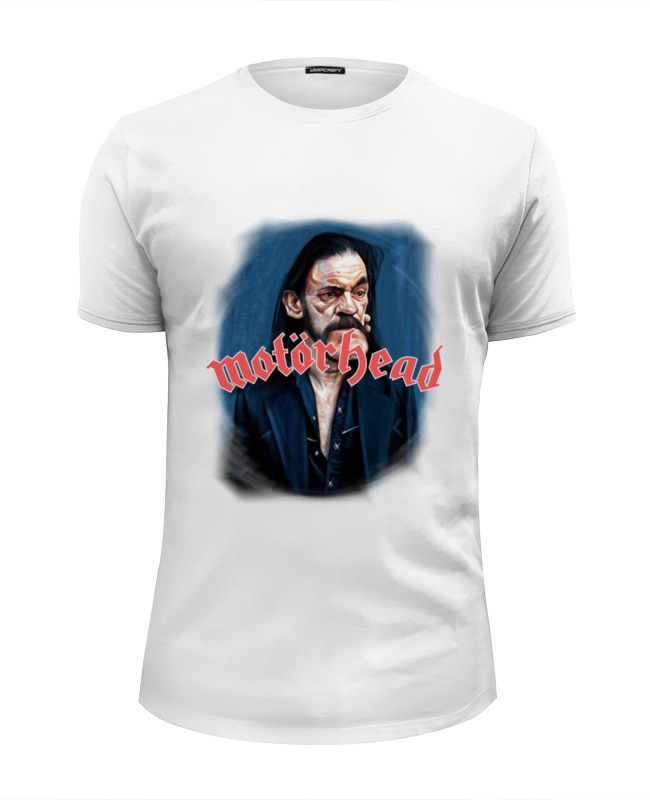 Футболка Wearcraft Premium Slim Fit Printio Motorhead band футболка wearcraft premium slim fit printio motorhead