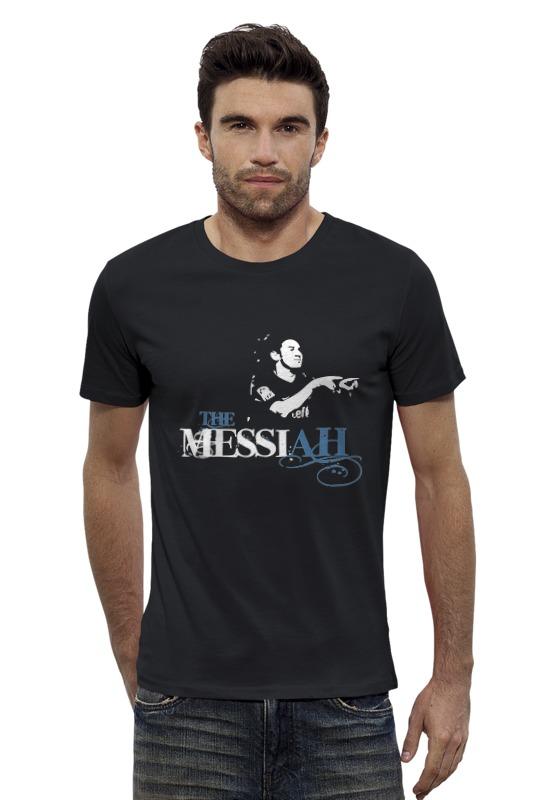 все цены на Футболка Wearcraft Premium Slim Fit Printio The messiah онлайн