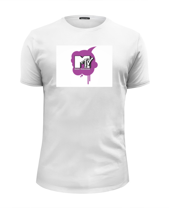 Printio Music television лонгслив printio music television