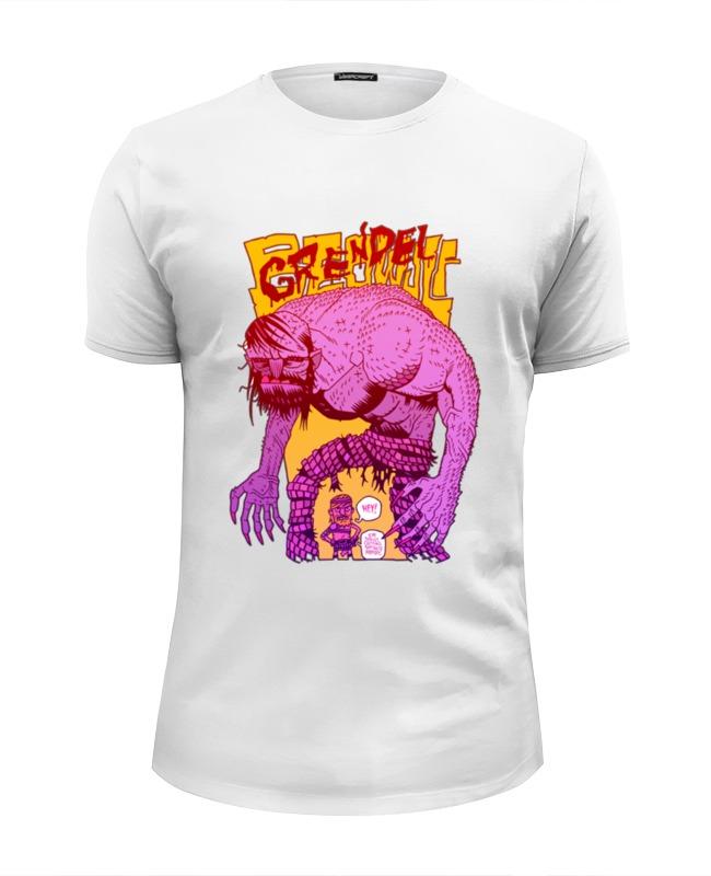 Футболка Wearcraft Premium Slim Fit Printio Grendel футболка wearcraft premium slim fit printio grendel