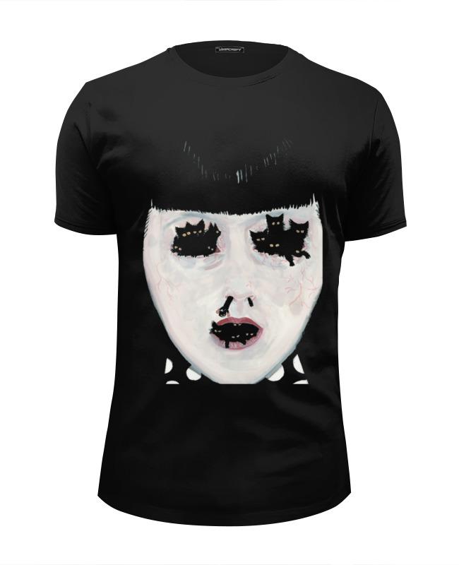 Printio Трэш #1 футболка wearcraft premium slim fit printio музыкальные инструменты 1