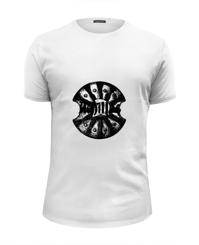 Футболка Wearcraft Premium Slim Fit Printio Achilles футболка для беременных printio торонто мэйпл лифс