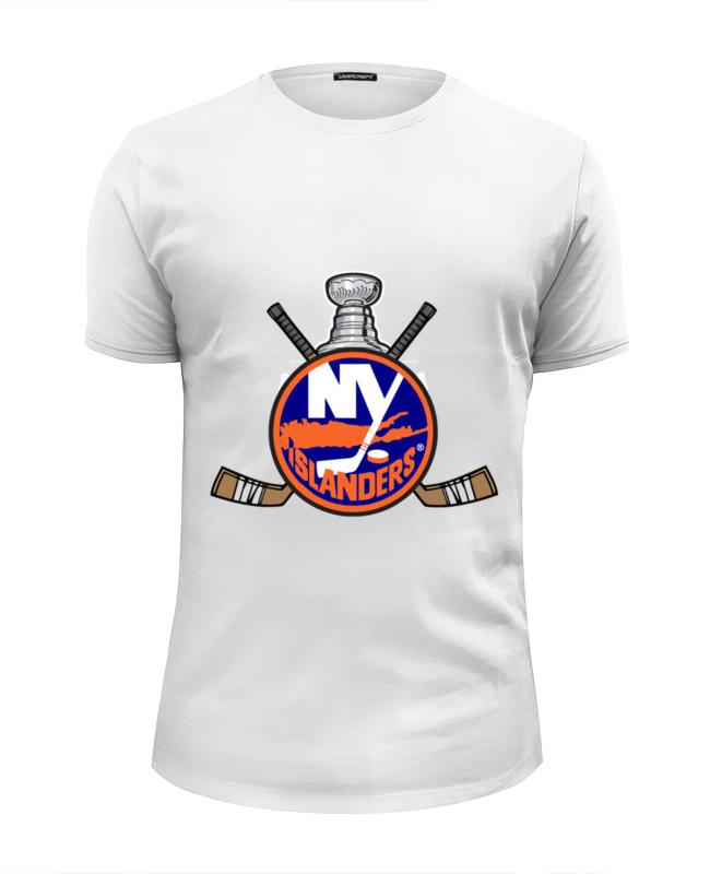 Футболка Wearcraft Premium Slim Fit Printio Нью-йорк айлендерс футболка нью йорк для симс 3