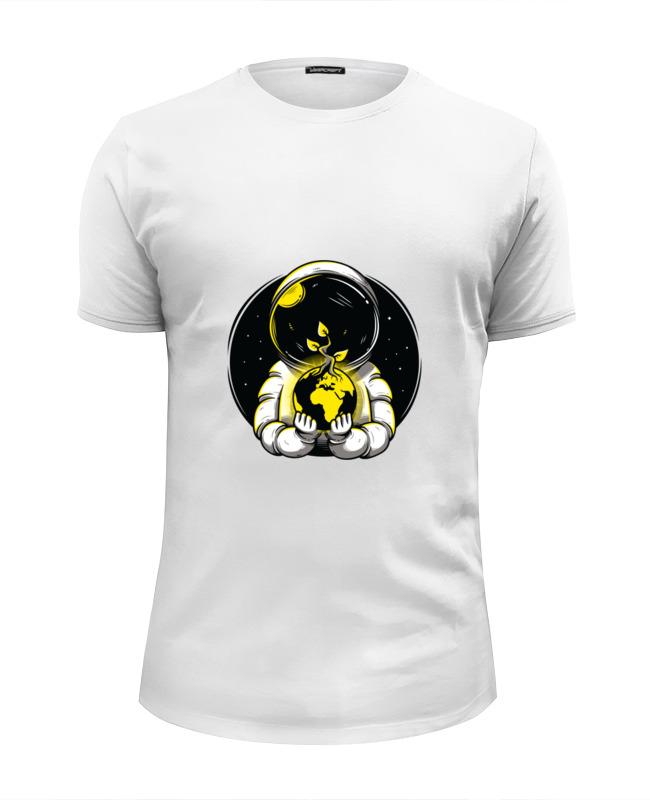 Printio Космонавт футболка wearcraft premium slim fit printio космонавт с гитарой