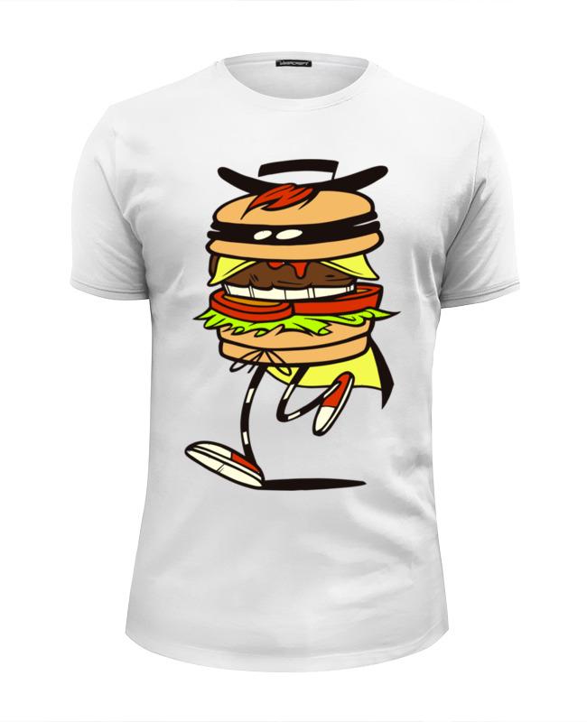 Printio Фастфуд футболка wearcraft premium slim fit printio постапокалиптический