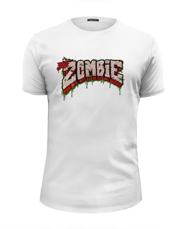 Printio Зомби (zombie) футболка wearcraft premium slim fit printio бэтмен зомби batman zombie