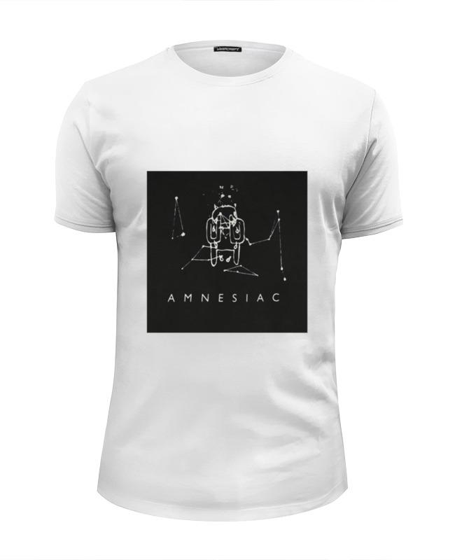 Футболка Wearcraft Premium Slim Fit Printio Radiohead amnesiac t-shirt футболка wearcraft premium slim fit printio radiohead album cover