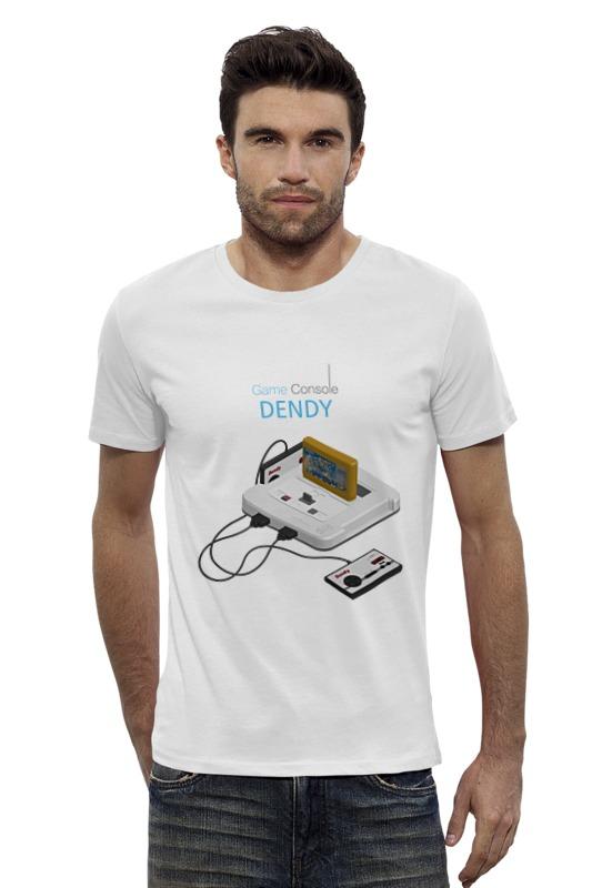 Футболка Wearcraft Premium Slim Fit Printio Игровая приставка денди лонгслив printio игровая приставка денди