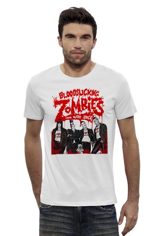 Футболка Wearcraft Premium Slim Fit Printio Bloodsucking zombies from outer space футболка wearcraft premium slim fit printio space jam x jordan