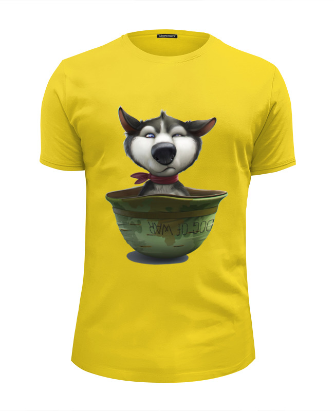 Футболка Wearcraft Premium Slim Fit Printio Dog of war футболка wearcraft premium slim fit printio gears of war