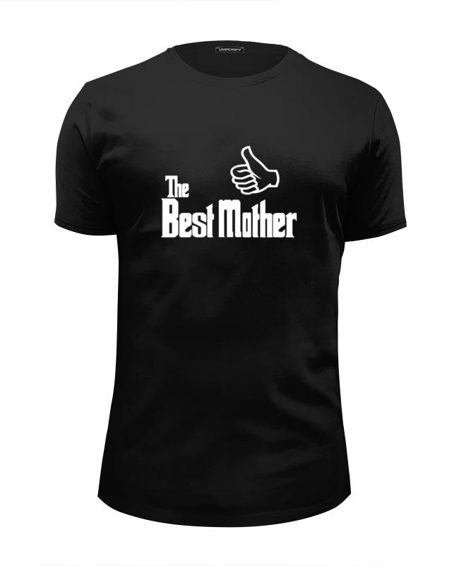 Printio Лучшая мама (best mother) футболка wearcraft premium slim fit printio афро мама