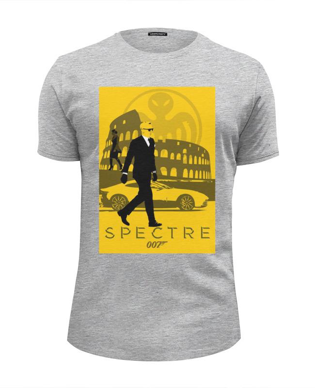 Футболка Wearcraft Premium Slim Fit Printio Bond 007 / spectre in spectre 2