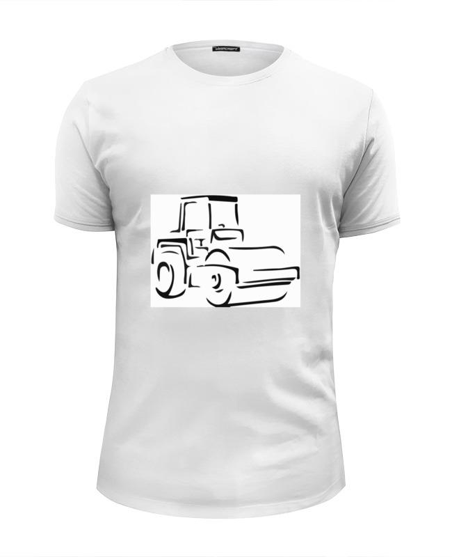 Футболка Wearcraft Premium Slim Fit Printio Каток. футболка классическая printio каток