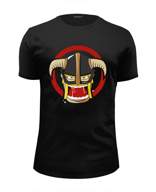 Футболка Wearcraft Premium Slim Fit Printio Варвар (clash of clans) футболка wearcraft premium printio clash of clans