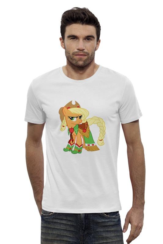 Футболка Wearcraft Premium Slim Fit Printio My little pony: applejack футболка wearcraft premium slim fit printio my little pony applejack