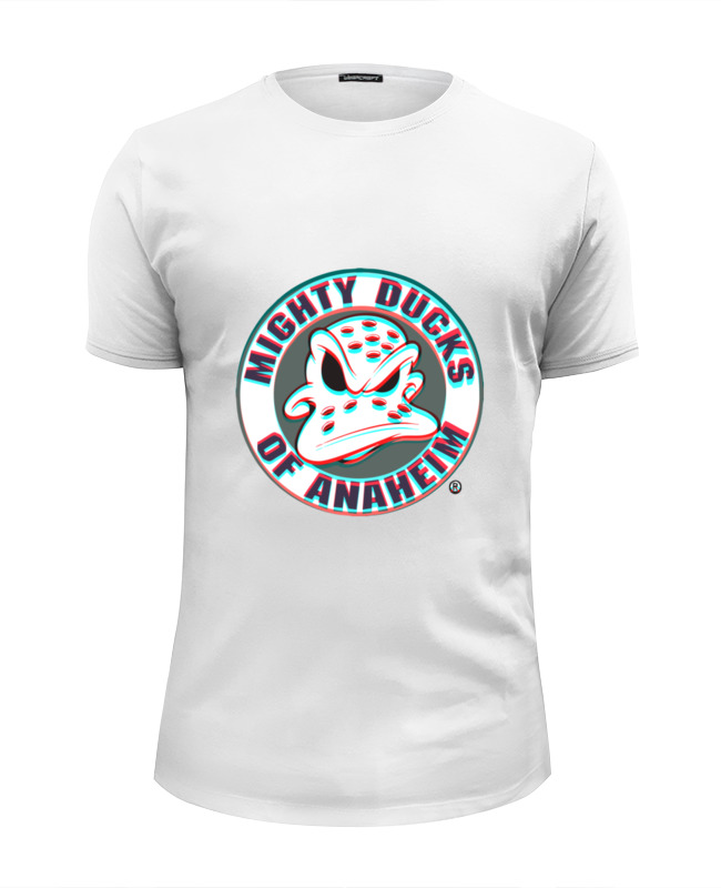 Футболка Wearcraft Premium Slim Fit Printio Anaheim ducks футболка wearcraft premium slim fit printio anaheim ducks