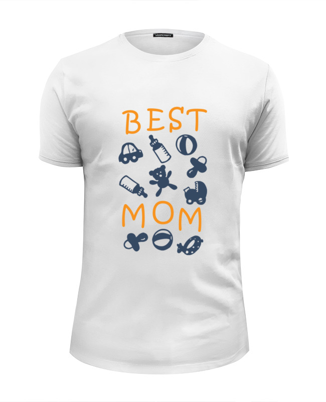 Printio Best mom футболка wearcraft premium slim fit printio you mom http