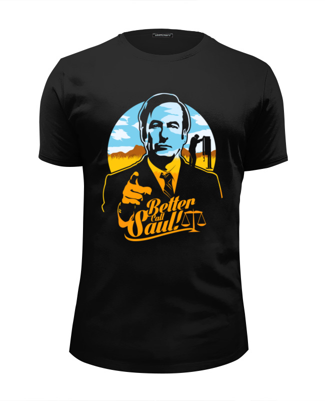 Фото - Printio Better call saul футболка wearcraft premium slim fit printio better call saul