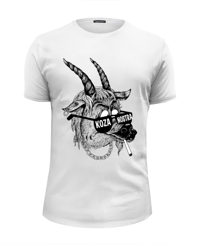 Printio Koza nostra детская футболка классическая унисекс printio koza nostra