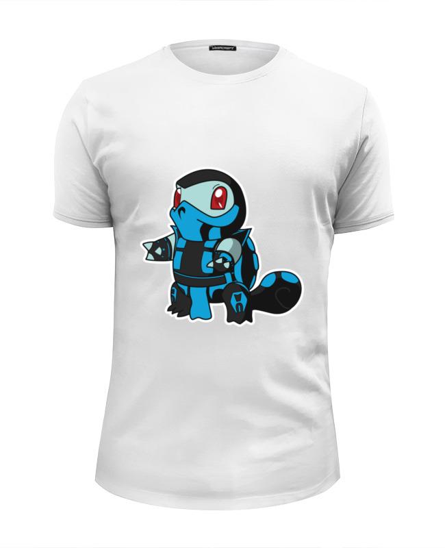 Футболка Wearcraft Premium Slim Fit Printio Саб-зиро (покемон) футболка wearcraft premium slim fit printio покемон кадабра