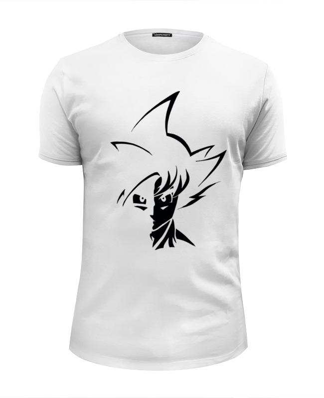 Printio Гоку (жемчуг дракона) футболка wearcraft premium slim fit printio дух дракона