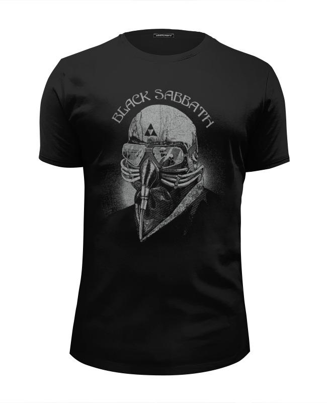 Футболка Wearcraft Premium Slim Fit Printio Black sabbath футболка wearcraft premium slim fit printio ussr 1968