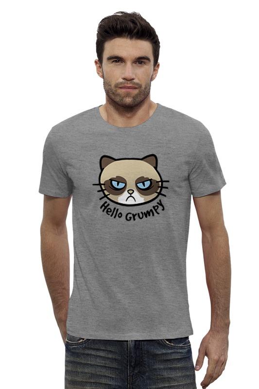 Футболка Wearcraft Premium Slim Fit Printio Hello kitty x grumpy cat футболка wearcraft premium slim fit printio hello kitty x avengers