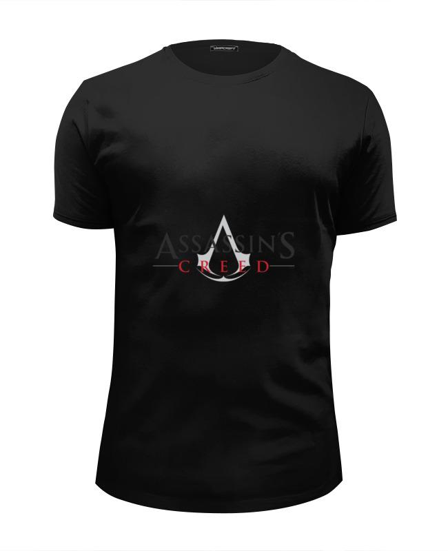 Футболка Wearcraft Premium Slim Fit Printio Assassins creed игра для xbox xbox360 assassins creed iii
