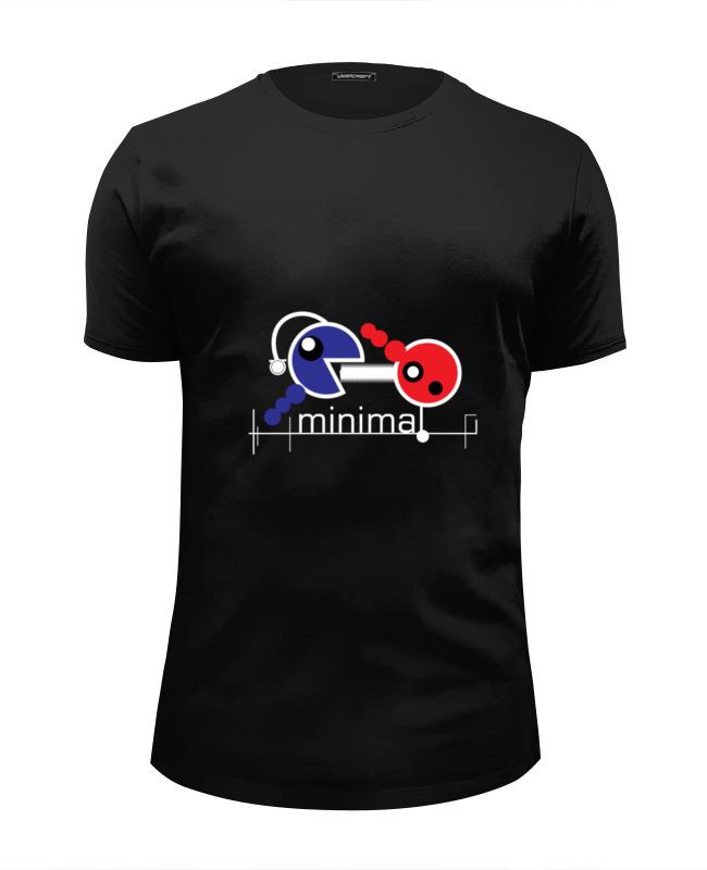 Printio Минимал футболка wearcraft premium printio минимал