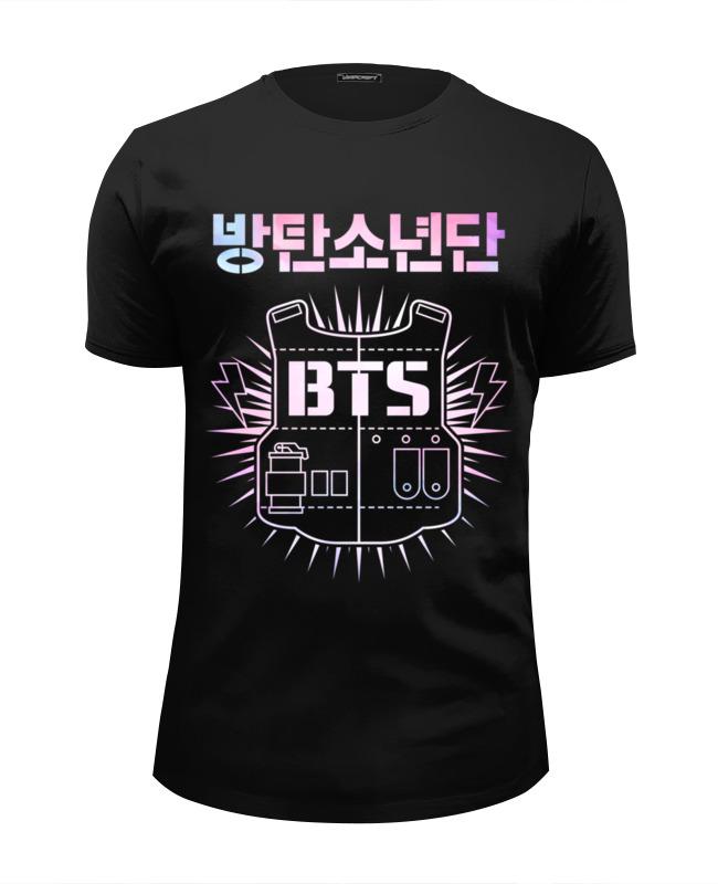 Printio Bts (k-pop) футболка wearcraft premium slim fit printio kaptain k rool