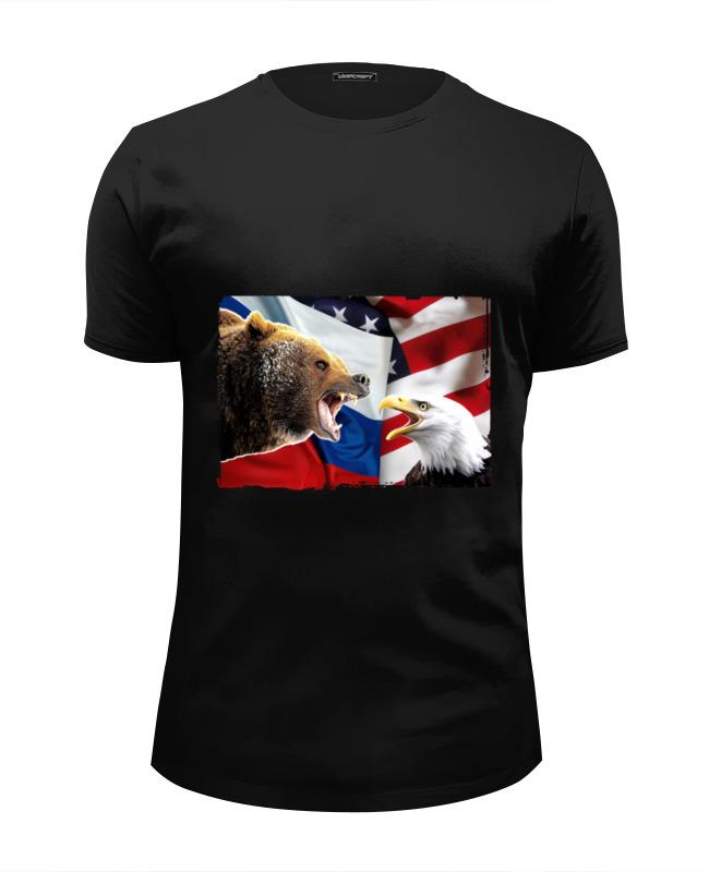 Printio Медведь футболка wearcraft premium slim fit printio именная