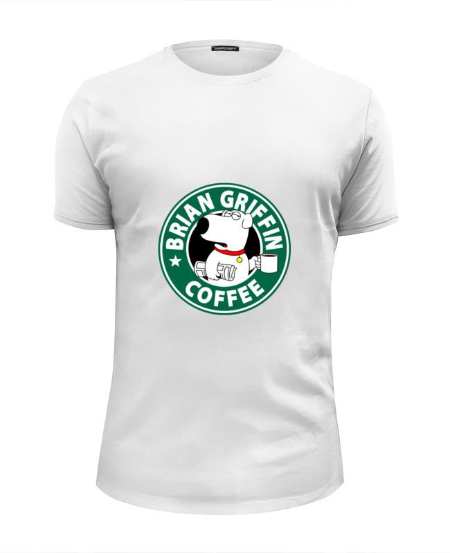 Printio Брайан гриффин футболка wearcraft premium slim fit printio гриффины