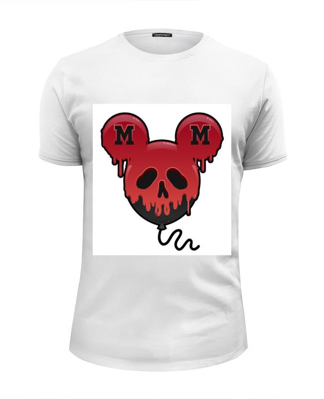 Футболка Wearcraft Premium Slim Fit Printio Skull - 27 футболка wearcraft premium slim fit printio low poly skull