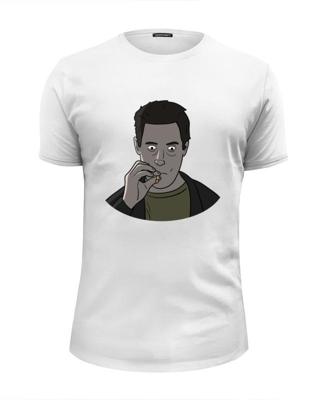 Printio Нервный макконахи муж футболка метью р 54