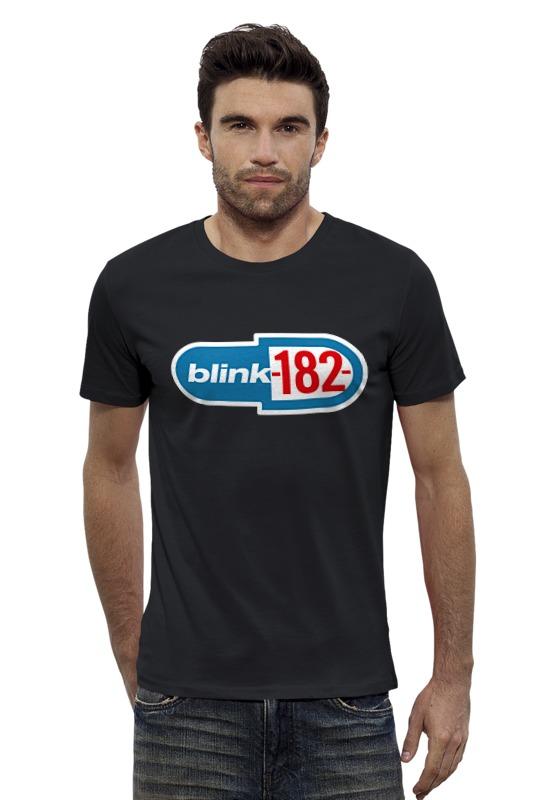 Футболка Wearcraft Premium Slim Fit Printio Blink-182 k52n в южно сахалинске