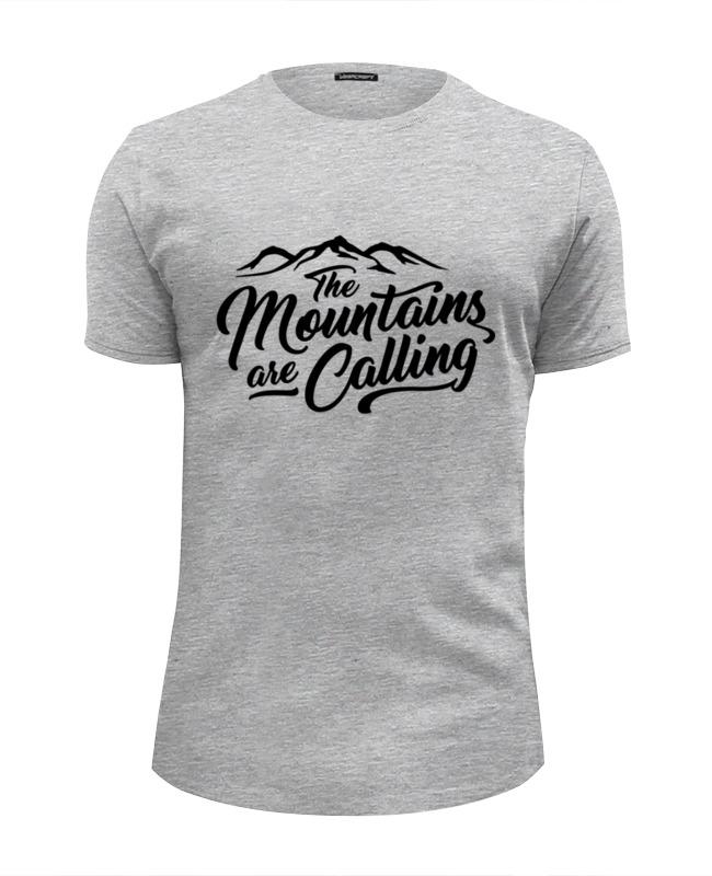 Printio Горы зовут толстовка wearcraft premium унисекс printio горы зовут