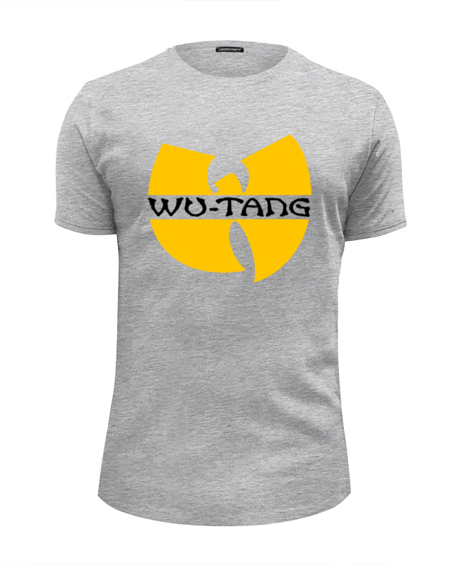 Футболка Wearcraft Premium Slim Fit Printio Wu tang clan