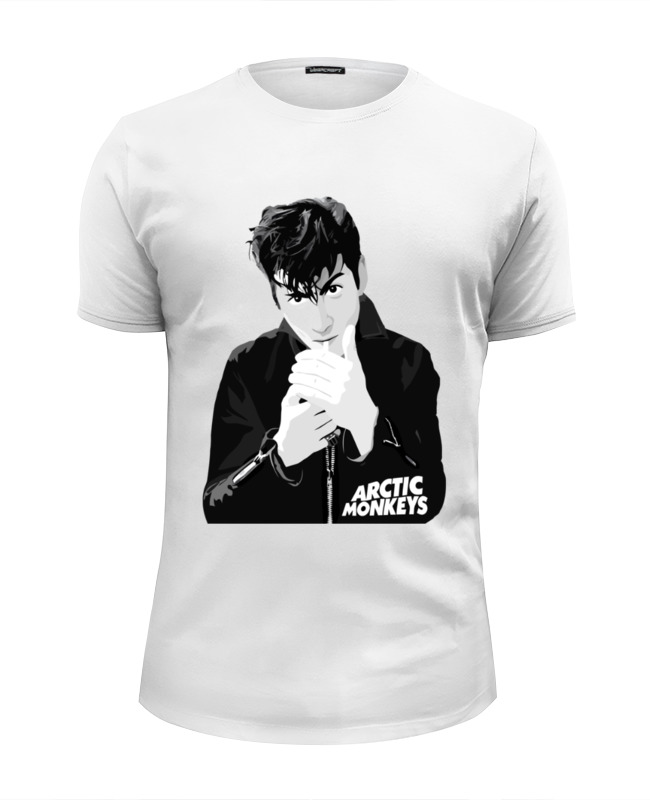 Футболка Wearcraft Premium Slim Fit Printio Arctic monkeys футболка arctic monkeys
