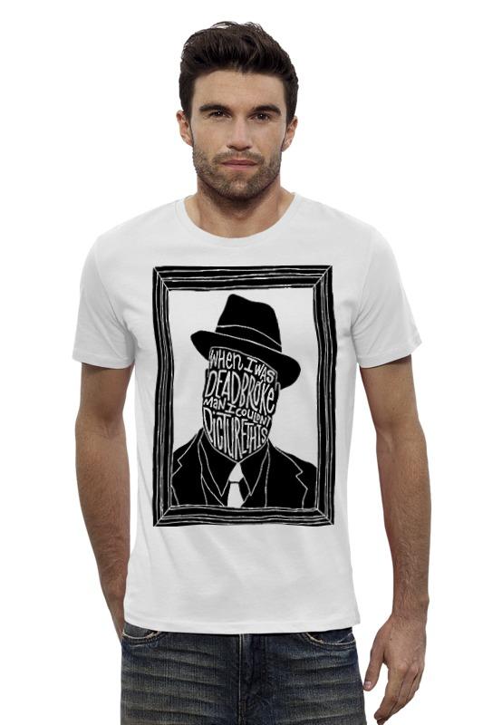 Футболка Wearcraft Premium Slim Fit Printio Deadbroke футболка wearcraft premium slim fit printio шахматиста