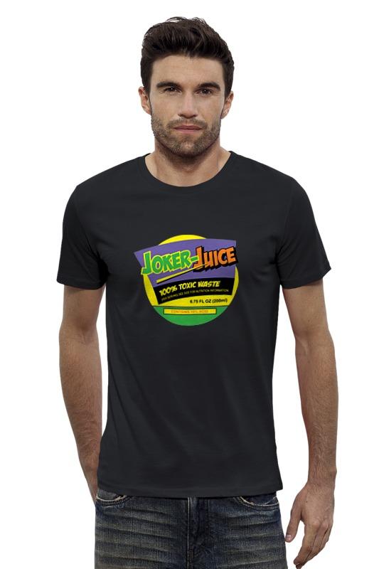 Футболка Wearcraft Premium Slim Fit Printio Joker juice футболка wearcraft premium slim fit printio joker